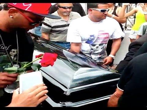 Velorio FUNERAL de Jadiel El Tsunami Ultimo Adios en Puerto Rico!!!