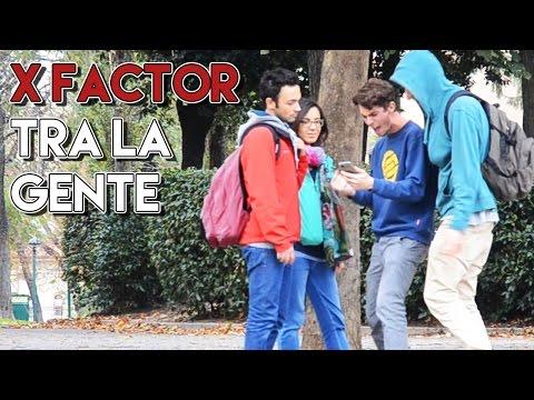 X Factor tra la Gente - Relative