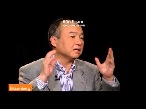 SoftBank CEO Masayoshi Son  4/4