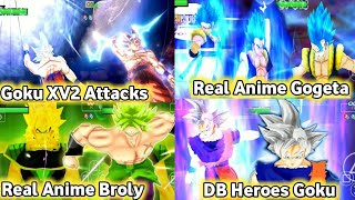 NEW Epic DBZ TTT MOD Full ISO HQ Graphics With Juliodroid Goku MUI And DBS Broly DOWNLOAD