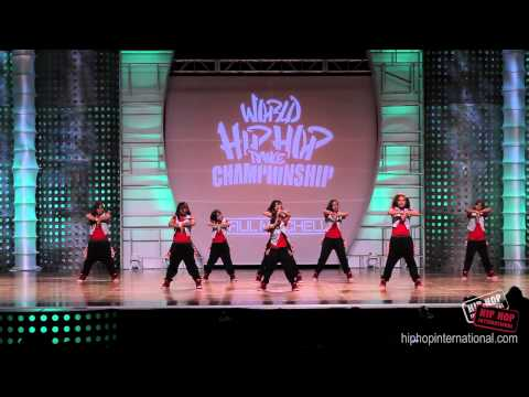 RASCALS (USA) 2012 World Hip Hop Dance Championship (Junior)