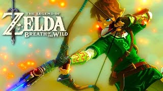 THE LEGEND OF ZELDA: Breath of the Wild All Cutscenes (Game Movie) HD