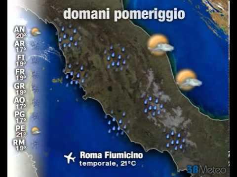Meteo ITALIA del 10/11/2012
