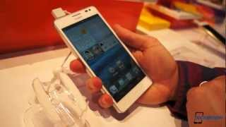 Huawei Ascend D2 In-Depth Look
