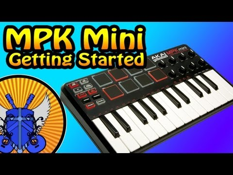 How To Setup The MPK Mini