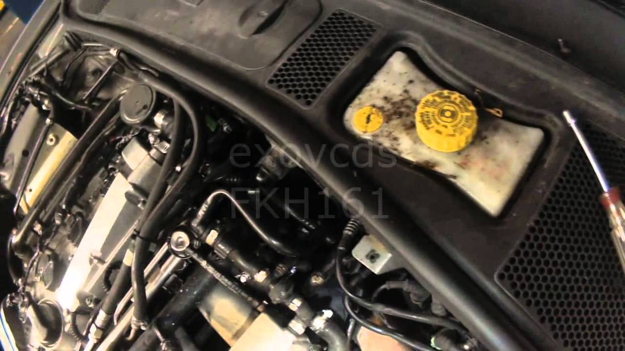 Vw B5 A4 1 8t Bad Pcv Check Valve Misfires Youtube