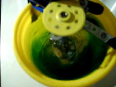 prototipo de Bioreactor casero