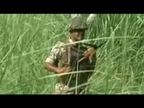 Ceasefire violation by Pakistan hours after flag meeting