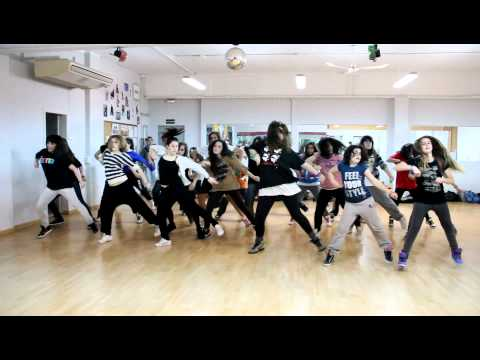 give Me Everything Tonight  Neyo Ft. Pitbull - Bea Villabol's Class video