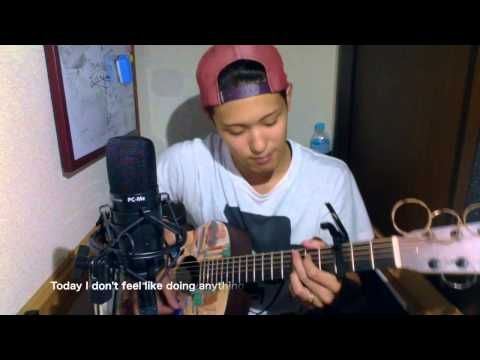 Bruno Mars - The Lazy Song (日本語カバー) video