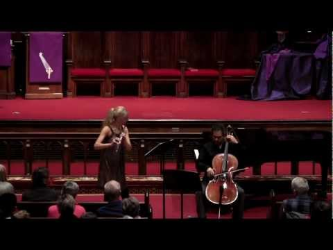 West End Duo: Heitor Villa-Lobos' Assobio a Játo (The Jet Whistle), 1st movement