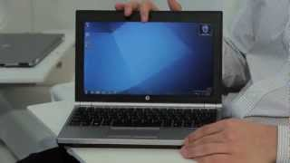 HP EliteBook Folio 9470m and EliteBook 2170p Demo