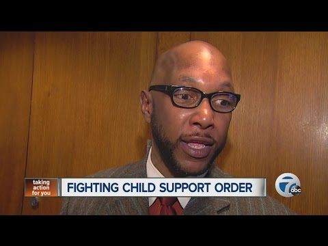 (Video) Man Facing Jail & 30K in Child Support For a Child Courts Know Is Not His