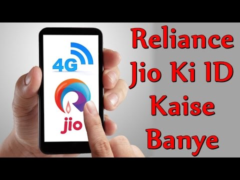 How To Create Reliance Jio Customer id For Free #1