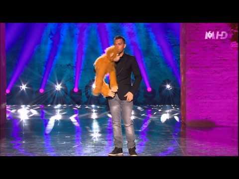Jeff Panacloc avec Jean marc au marrakech du rire 2013 ! ! [HD]