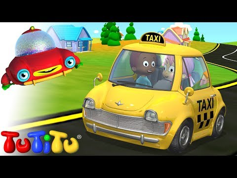 TuTiTu (ТуТиТу) Игрушки | Такси