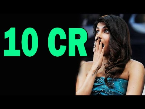 Priyanka Chopra offered a 10cr film! | Bollywood News