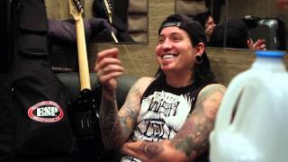 Behind The Scenes   Hate Me Tour   Part. 1