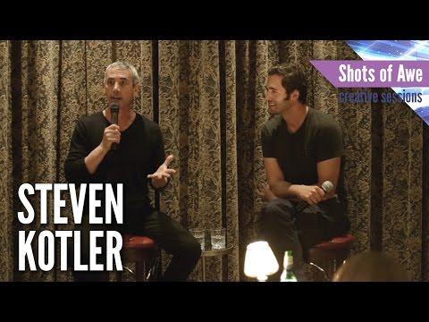 Engineering Super Human Traits   Jason Silva and Steven Kotler