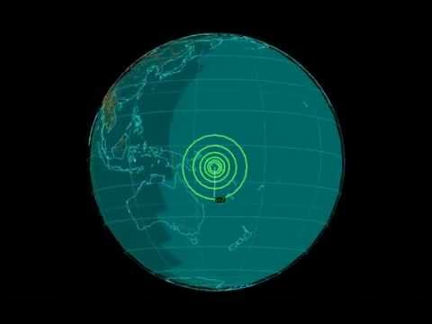 EQ3D ALERT: 11/18/15 - 5.2 magnitude aftershock earthquake in the Solomon Sea