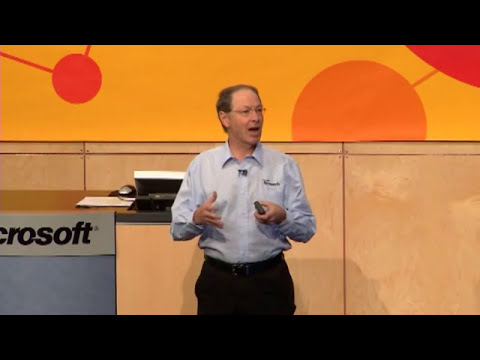 Microsoft Research TechFest 2013 Keynote by Rick Rashid