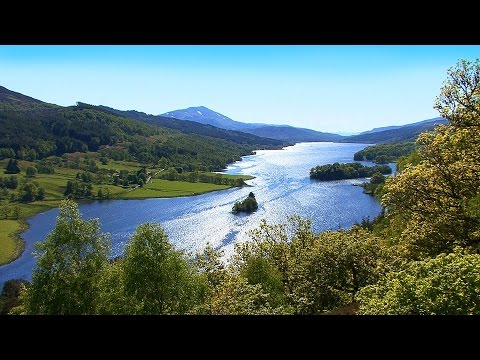 A CLASSIC TOUR OF SCOTLAND DVD ~ a footloose special travel guide video