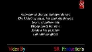 Bande Hain Hum Uske Lyrics Dhoom 3 POEM