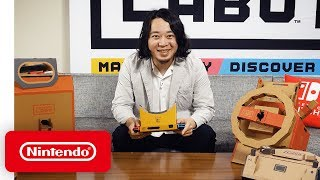 Nintendo Labo - Director Insights, Part 2