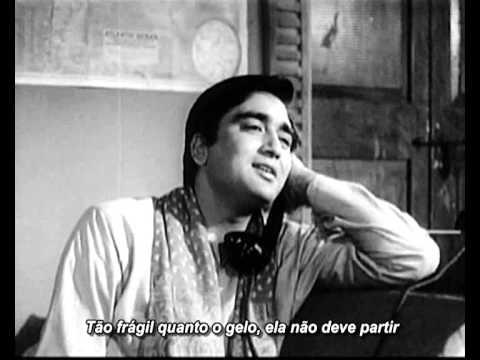 Jalte Hain Jiske Liye de Sujata com legenda em português