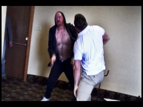 Terry Funk Incident