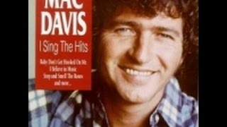 Mac Davis - It's Hard To Be Humble (Lyrics on screen)