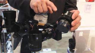 ZEISS Batis and Loxia Lenses for Sony E-mount and Lens Gears at NAB 2016