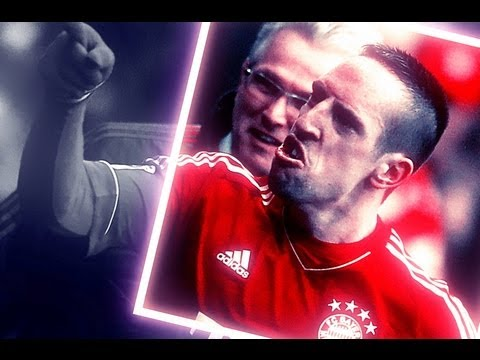 Franck Ribery ● One More Time ● 2012/2013