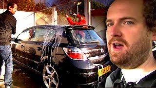 How Car Washes Damage Paintwork - Fifth Gear
