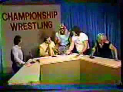 Florida Wrestling: Mike Graham v. The Freebirds