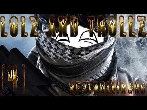 Battlefield 3: Lolz and Trollz #4  [Bf3 Funny Moments]