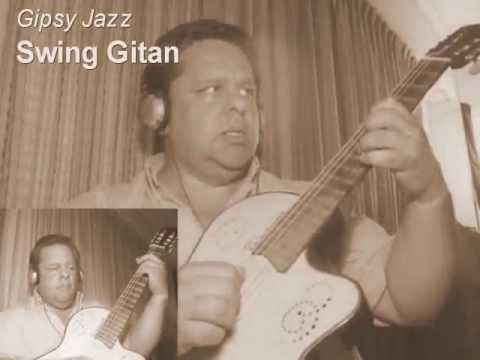 Swing Gitan - Gipsy Jazz - Alpujarra Kec300 - Oscar Aleman