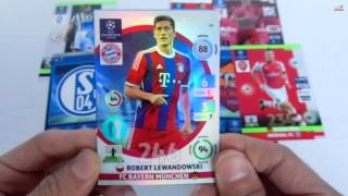 UNBOXING: 5 Sobres Panini Adrenalyn XL Uefa Champions League 2014-2015 NORDIC EDITION [4]