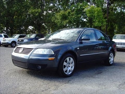 Short Takes: 2002 Volkswagen Passat GLX V6 (Start Up, Engine, Tour)