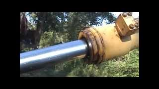 How to repack your hydraulic cylinder