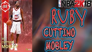 RUBY CUTTINO MOBLEY DEBUT   NBA 2K18 SUPER MAX GAMEPLAY
