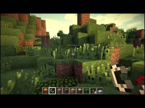 Nvidia Geforce GT 630m Minecraft + OptiFine 1.2.5 HD S C3 + Unbelievable Shaders v08