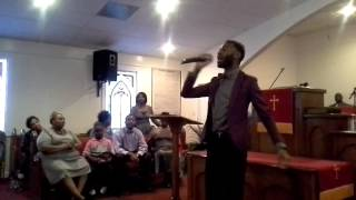 My God is Awesome (cover) Charles Jenkins
