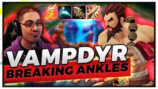 VAMPDYR IS BACK ONCE AGAIN | THIS IS WHY YOU NEED MOVESPEED! - Trick2G