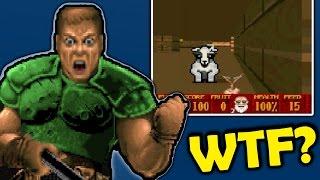 Jogos antigos que lembram muito DOOM e WOLFENSTEIN 3D
