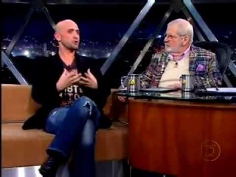 Paulo Gustavo no Programa do Jô 10/06/2011