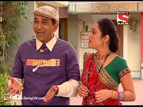 Taarak Mehta Ka Ooltah Chashmah - Episode 1310 - 7th January 2014 video