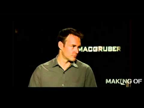 Jorma Taccone And Will Forte Talk 'MacGruber'