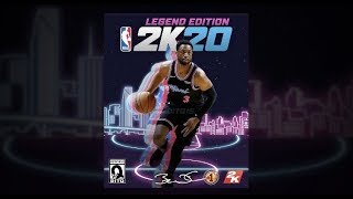NBA 2K20 LEAKED RELEASE DATE OUT & COVER ATHLETE DWYANE WADE LEGEND EDITION STRETCHES PATCHED 2K20!