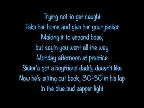American Kids (lyrics) -  Kenny Chesney